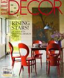 Elle decor (US) 美国 10期