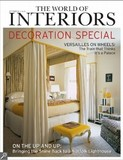 《The World of Interiors》英国12期/年