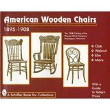American Wooden Chairs:1895-1910