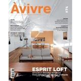 ARCHITECTURES AVIVRE 法国6期/年