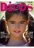 Divos 西班牙儿童服装和童装流行趋势杂志 一年2期
