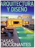 ARQUITECTURE Y DISENO西班牙6期/年